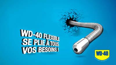 Aérosol multifonctions WD-40 Flexible